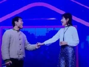 鸿涛不仅和刘涛牵手,还抱了!