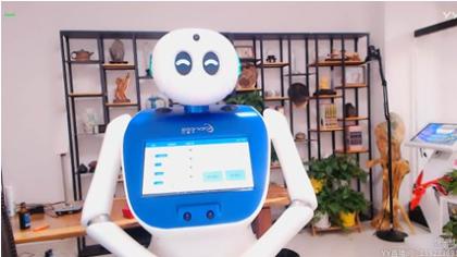 会玩,快乐哥请机器人当助理!