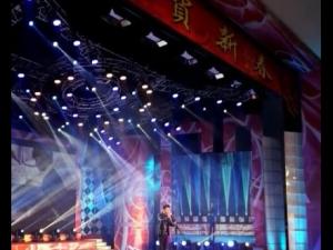 阿哲受邀参加四平春节晚会!_歪阅_最好看的YY新闻