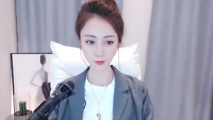 玉峰美女主播演唱《爱我》
