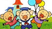 女歌组太和谐!惊现三只小猪
