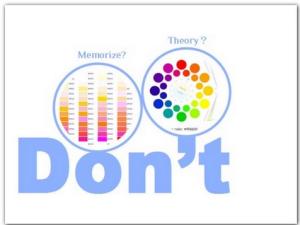 PPT设计的配色技巧