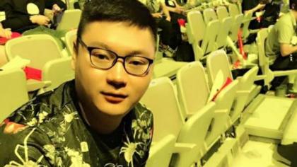 李先生:中国蓝年度后会力捧我!